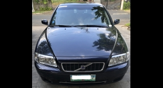 2006 Volvo S80 AT