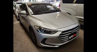 2018 Hyundai Elantra 1.6 GL MT