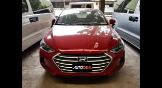 2016 Hyundai Elantra 1.6L MT Gasoline