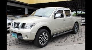 2013 Nissan Frontier Navara LE MT