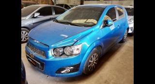 2015 Chevrolet Sonic Hatchback 1.4L MT Gasoline