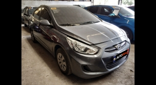2017 Hyundai Accent Sedan 1.4 GL MT Gas