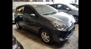 2018 Toyota Wigo 1.0 E MT