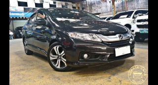 2015 Honda City VX AT