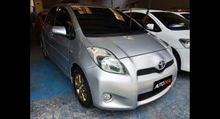 2012 Toyota Yaris AT