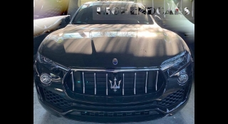 2017 Maserati Levante SQ4