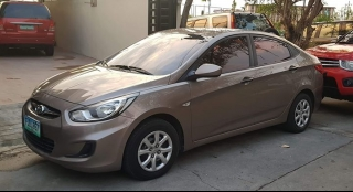 2013 Hyundai Accent 1.6L MT Gasoline