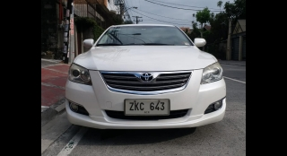 2007 Toyota Camry 2.4G AT