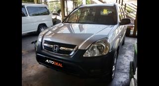 2003 Honda CR-V 2.0L AT Gasoline