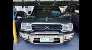 1998 Toyota Land Cruiser VX-R V8