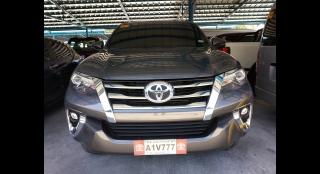 2018 Toyota Fortuner 2.8 V Diesel 4x4 AT