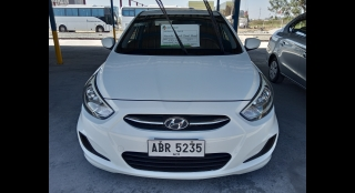 2015 Hyundai Accent Sedan 1.6L MT Diesel