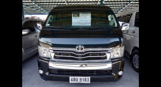 2016 Toyota Hiace Super Grandia AT
