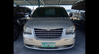 2009 Chrysler Town & Country 3.8 V6 Limited