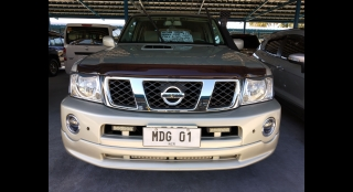 2011 Nissan Patrol Super Safari AT