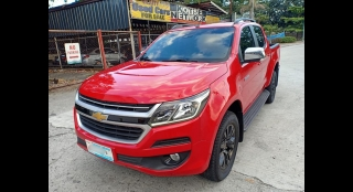 2017 Chevrolet Colorado 2.8 4x4 AT LTZ