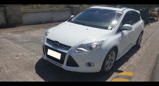 2014 Ford Focus Hatchback 2.0L AT Gasoline