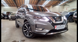 2018 Nissan X-Trail 2.5 4x4 CVT