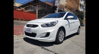 2017 Hyundai Accent Hatchback 1.6L AT Diesel