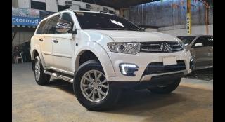 2015 Mitsubishi Montero Sport GLS SE AT Diesel