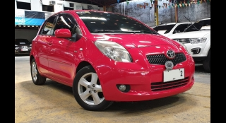 2010 Toyota Yaris AT