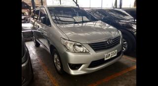 2014 Toyota Innova E 2.0 Gas AT