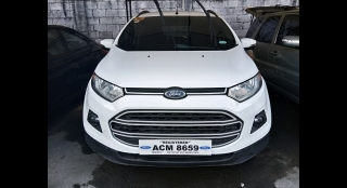 2016 Ford EcoSport 1.5L AT Gasoline