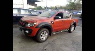 2015 Ford Ranger 2.2 Wildtrak 4X4 AT