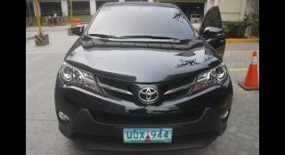 2013 Toyota Rav4 (4X2) AT