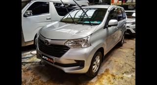 2016 Toyota Avanza E MT
