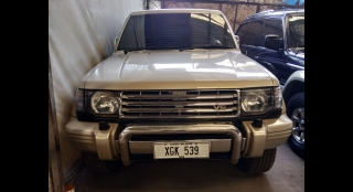 1995 Mitsubishi Pajero 4x4 AT Gasoline