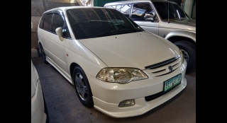 2001 Honda Odyssey AT