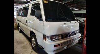2015 Nissan Urvan VX MT Diesel