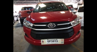2016 Toyota Innova J MT Diesel