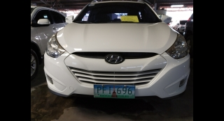 2010 Hyundai Tucson 2.4 GLS (4X4) AT