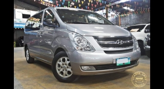 2013 Hyundai Grand Starex 2.5L AT Diesel