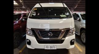 2018 Nissan NV350 Urvan Premium AT