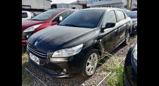 2015 Peugeot 301 1.6 EC5 AT