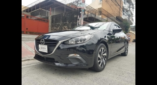 2015 Mazda 3 Sedan 1.6L AT Gasoline