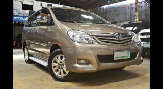 2011 Toyota Innova G Gas AT