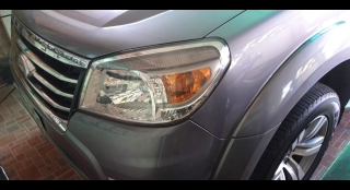 2009 Ford Everest Limited (4X2) AT