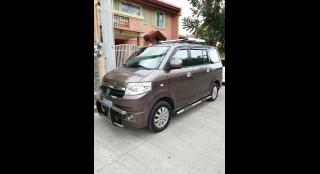 2013 Suzuki APV TYPE II SGX AT