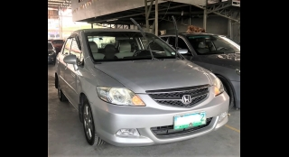 2006 Honda City 1.5L Vtec AT