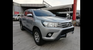 2017 Toyota Hilux G AT