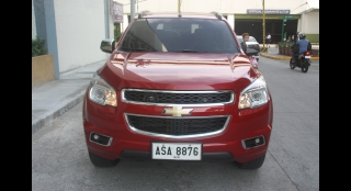 2015 Chevrolet Trailblazer 2.8L AT Diesel