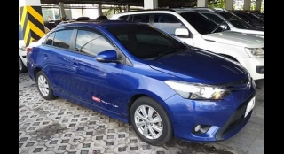2015 Toyota Vios TRD 1.5L AT