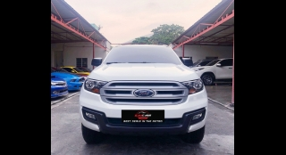 2016 Ford Everest Ambiente (4X2) AT