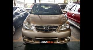 2009 Toyota Avanza 1.5 G MT