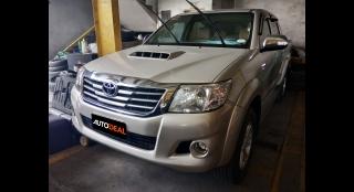 2012 Toyota Hilux G (4X4) MT