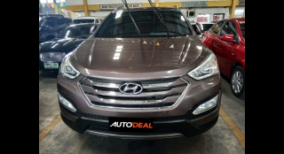 2015 Hyundai Santa Fe CRDi AT